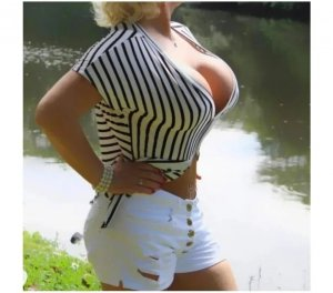 Maeleen outcall incall escort in Johnston